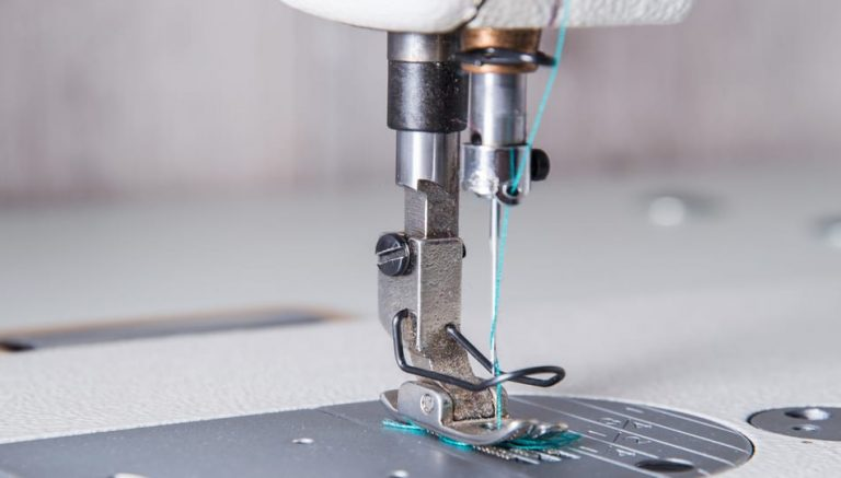 Finger Guards for Sewing Machines, a guide tips featured by top US sewing blogger, The Sewing Korner