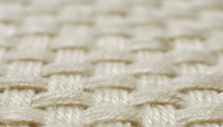 Different types of fabric textures a guide featured by top US sewing blogger, The Sewing Korner