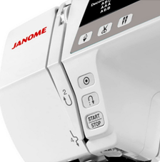 Janome 4120QDC Computerized Sewing Machine Review by top US sewing blog, The Sewing Korner
