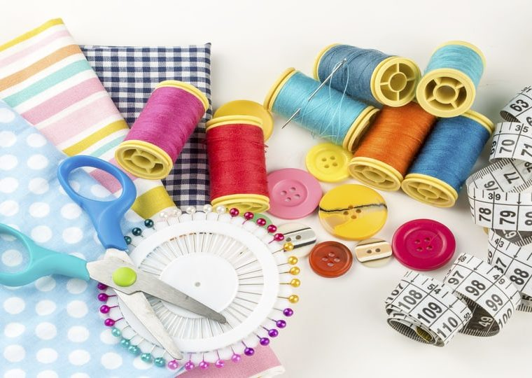 5 Essential Sewing Tools for Beginners, a sewing tutorial featured by top US sewing blog, The Sewing Korner