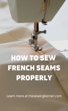 HOW TO SEW FRENCH SEAMS PROPERLY (2)