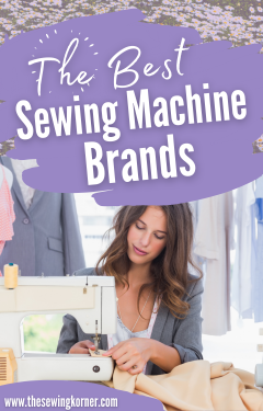 What are the best sewing machine brands 3