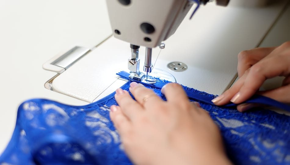 dreamstime_xxl_42006663 950 x 540 How to Sew Stretch Fabric with a Sewing Machine