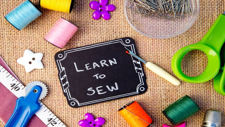 iStock-669406890 950 x 540 What to Sew for Beginners