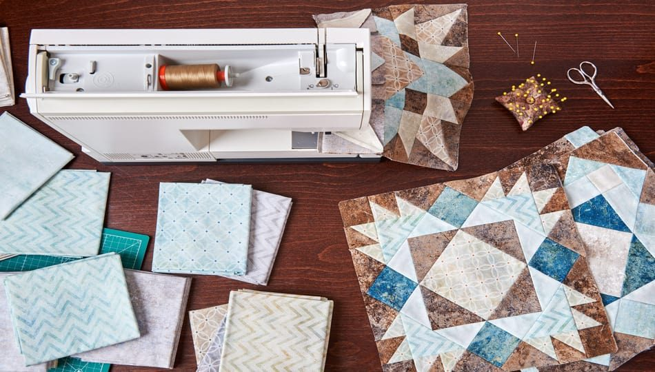 iStock-821684586 How to Quilt on a Sewing Machine 950 x 540