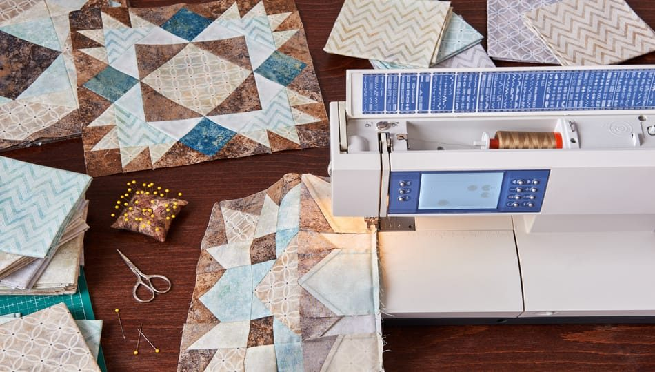 iStock-853883178 950 x 540 Best lightweight sewing machines for quilting