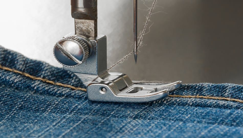 iStock-943710456 950 x 540 Best Sewing Machine for Jeans and Canvas