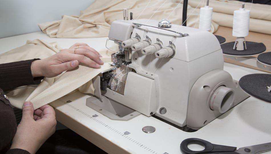 Best Serger Sewing Machine for Sewing & Quilting featured by top US quilting blogger, The Sewing Korner