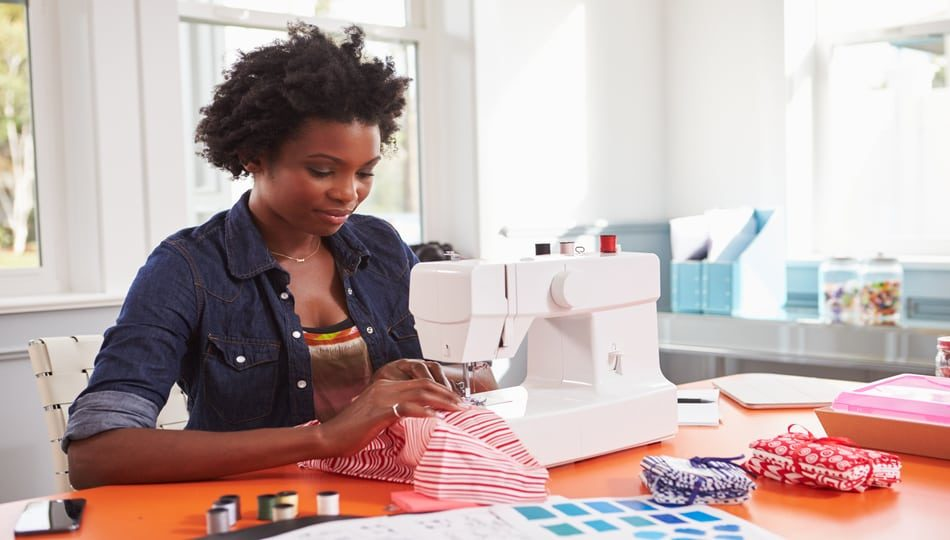 iStock photo ID519321260 How to Start Sewing with a Machine