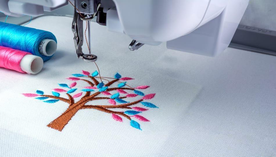 shutterstock_674665465 950 x 540 Can a Sewing Machine Embroider Machine Versus Hand Stitches